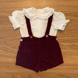 Vintage | Chocolate Soup Outfit, 4T